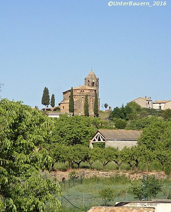 Iglesia Santiago in Bierge